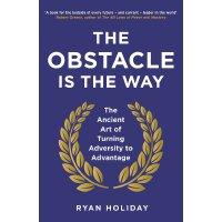 【现货】出版社进货 预计8月中旬到货 英文原版 障碍就是道路:变逆境为优势 The Obstacle is the Wa