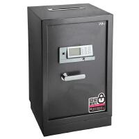 得力3631保管箱 投币电子保险箱 顶投式保险柜防盗办公用品
