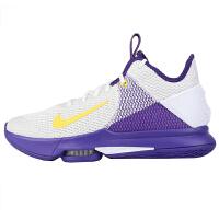 NIKE耐克男鞋LBJ运动休闲气垫篮球鞋CD0188-100