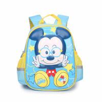 2018新款米奇幼儿小书包可爱背包卡通包包1-2-3岁幼儿园双肩包