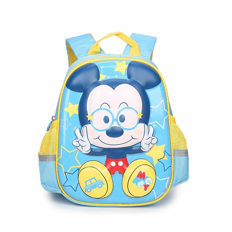 2018新款米奇幼儿小书包可爱背包卡通包包1-2-3岁幼儿园双肩包 发货周期:一般在付款后2-90天左右发货,具体发货时间请以与客服协商的时间为准