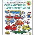 【预订】Richard Scarry's Cars and Trucks and Things That Go 978