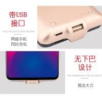 华为荣耀畅玩7C背夹电池7X无线充电宝畅享8手机壳专用大容量e