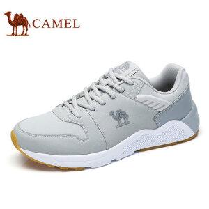 camel 骆驼男鞋  秋季新品时尚运动鞋舒适透气休闲跑鞋潮流男鞋