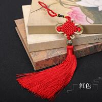 葫芦丝挂件 小挂饰的中国风精致挂门上装饰流苏色中国结小挂件小吊坠葫芦丝