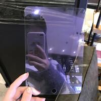 紫蓝光新ipad9.7钢化玻璃膜ipad6钢化膜air1防爆mini1234保护贴膜