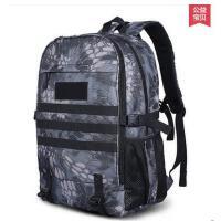 户外双肩包登山包旅行包迷彩包中学生女双肩电脑包 旅行男士背包可礼品卡支付