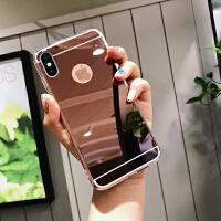 苹果5手机壳iphone5S镜面软外壳se保护壳p0ne防摔五A1533潮女30