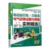 电动自行车/三轮车电气故障诊断与排除实例jing选 工业农业技术 工业技术 汽车与交通运输 公路运输 电动自行车维修