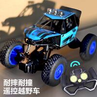 无线遥控汽车越野车充电动高速大脚攀爬赛车男孩子儿童玩具