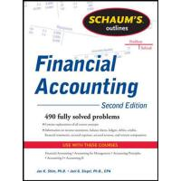 Schaum's Outline of Financial Accounting, 2nd Edition 97800