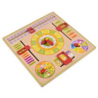 �和�教具玩具�W��J�R�r�g3-6���r�表模型小�W幼��@