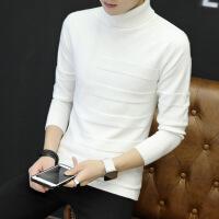 №【2019新款】冬天穿的男士高领毛衣男韩版潮流百搭羊绒衫加厚修身型帅气衫