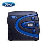 【支持礼品卡支付】福特(FORD)C40A 车载充气泵 预设胎压 数控自动充气 带可拆卸胎压计表