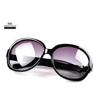 偏光镜太阳镜女时尚 女士太阳眼镜 墨镜 蛤蟆款