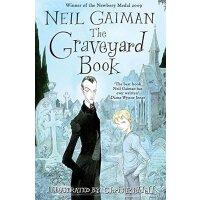 英文原版 The Graveyard Book 坟场之书 Neil Gaiman 尼尔盖曼 儿童文学奇幻小说 纽伯瑞金奖