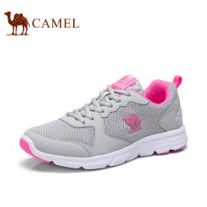 Camel/骆驼运动鞋 女春季新品跑鞋 女休闲透气轻便跑步鞋女