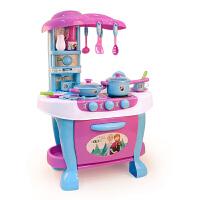 迪士尼冰雪奇缘公主米奇系列过家家厨房过家家亲子互动