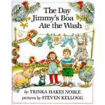 【预订】The Day Jimmy's Boa Ate the Wash