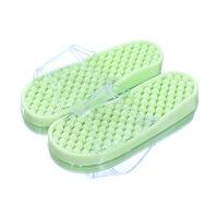 马卡龙浴室拖鞋防滑镂空男女式情侣洞洞鞋软底洗澡鞋夏