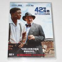 电影 42号传奇 DVD9 哈里森・福特 查德维克・博斯曼