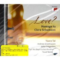�F� [中�D音像][�M口CD]雅拉・陶�� 克拉拉・舒曼的�Y� Love? Homage to Clara Schuman