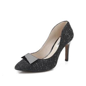Clarks/其乐女鞋2017秋冬新款时尚晚宴正装高跟单鞋Azizi Isobel专柜正品直邮