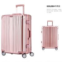 同款行李箱铝框密码旅行箱24寸女22拉杆箱登机箱20男皮箱26寸