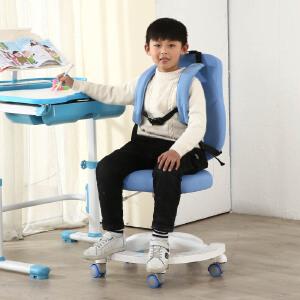 椅子 时尚现代简约家用座椅儿童小学生初中生学生书桌升降可调节写字椅加厚海绵舒适学习椅