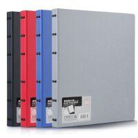 得力文具5780大容量名片夹 600个活页名片盒/名片册 商务办公