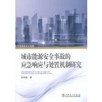 城市能源安全事故的应急响应与处置机制研究