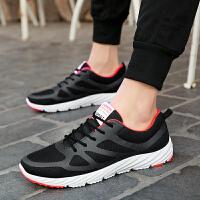 新百伦阿迪 2017春季新款运动鞋透气帆布休闲鞋韩版潮流学生跑步鞋低帮男鞋