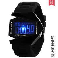 手表 智能手表 户外多功能电子表 韩版时尚学生表LED防水电子表夜光男士手表潮流女款表女孩儿童表