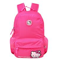 HelloKitty凯蒂猫 儿童书包 小学生书包 女孩休闲双肩包 SK91009