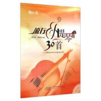 【全新正版】 流行小提琴曲30首(2):宫崎骏动画音乐改编的钢琴曲(附光盘1张)