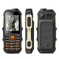【礼品卡】达仁D04 老人手机 小电 1.8英寸迷你三防机双卡长待机直板户外手机
