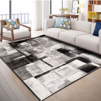 北欧地毯客厅沙发茶几垫现代简约卧室床边满铺个性长方形定制