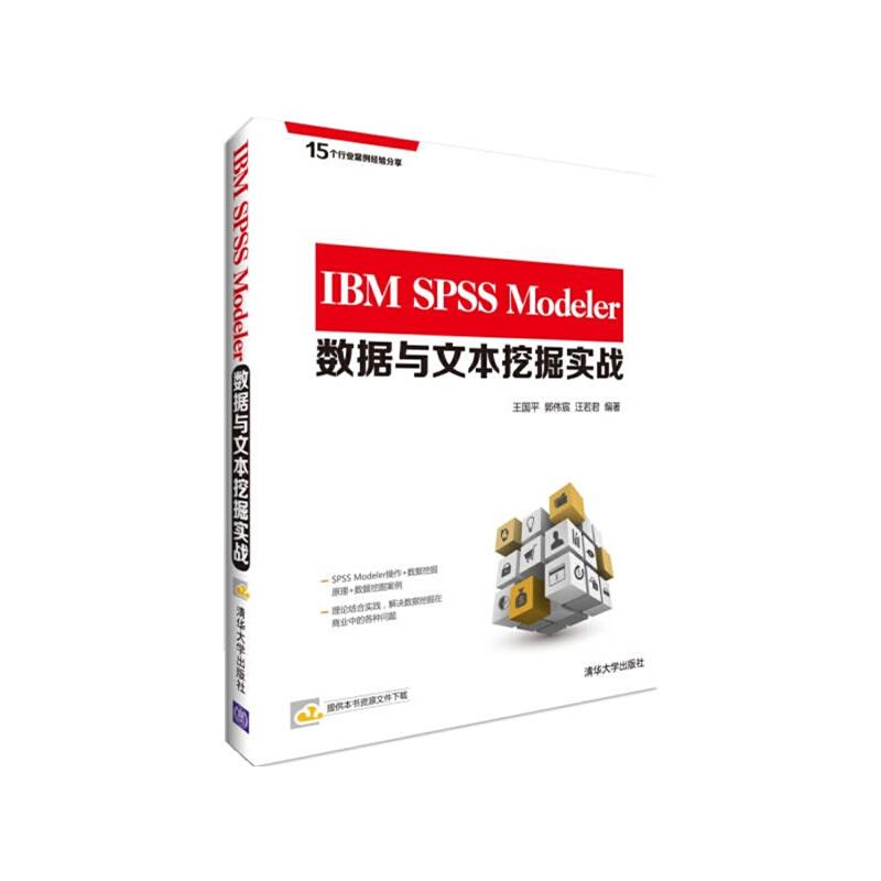 IBM SPSS Modeler数据与文本挖掘实战 PDF下载