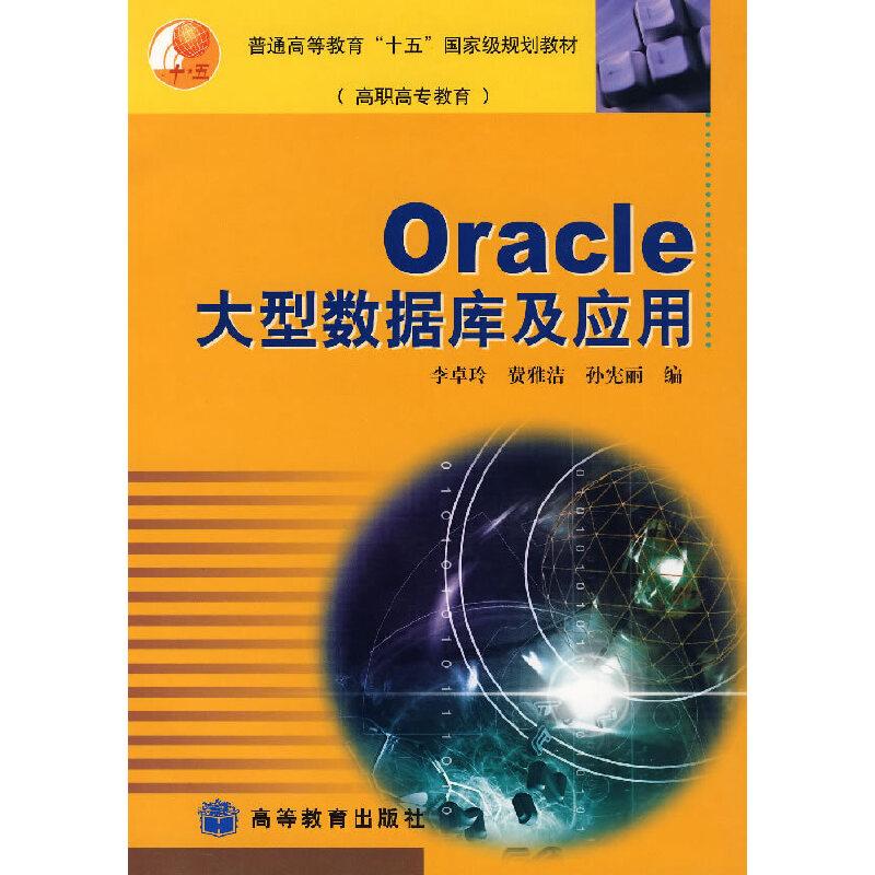Oracle 大型数据库及应用 PDF下载