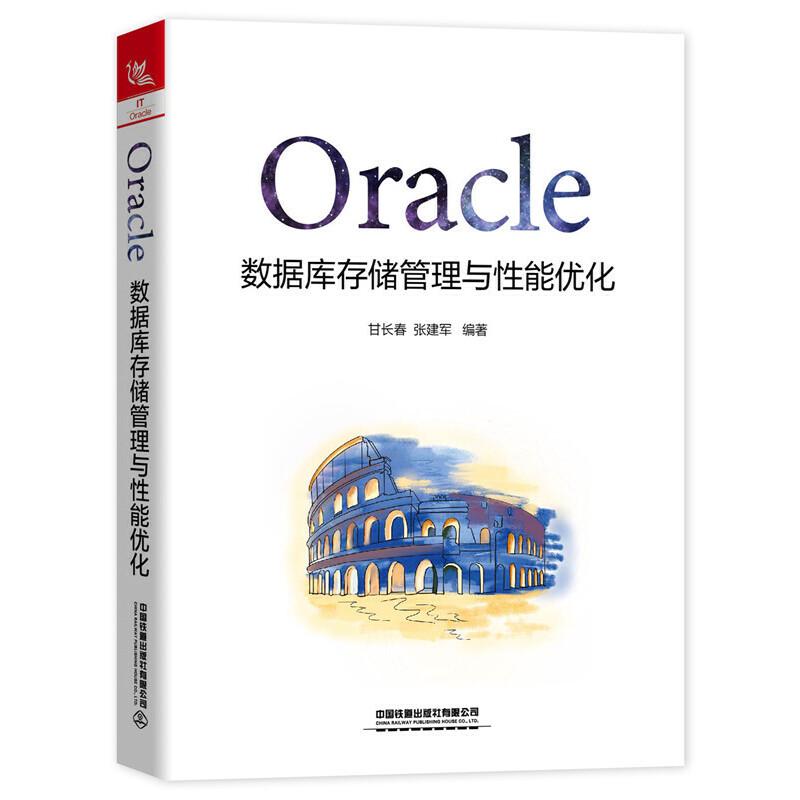 Oracle数据库存储管理与性能优化 PDF下载