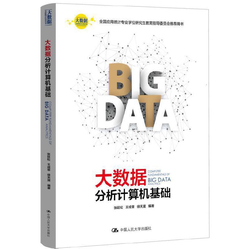大数据分析计算机基础(大数据分析统计应用丛书) PDF下载