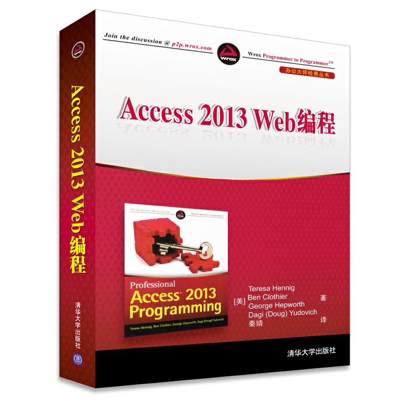 Access 2013 Web编程 办公大师经典丛书 PDF下载