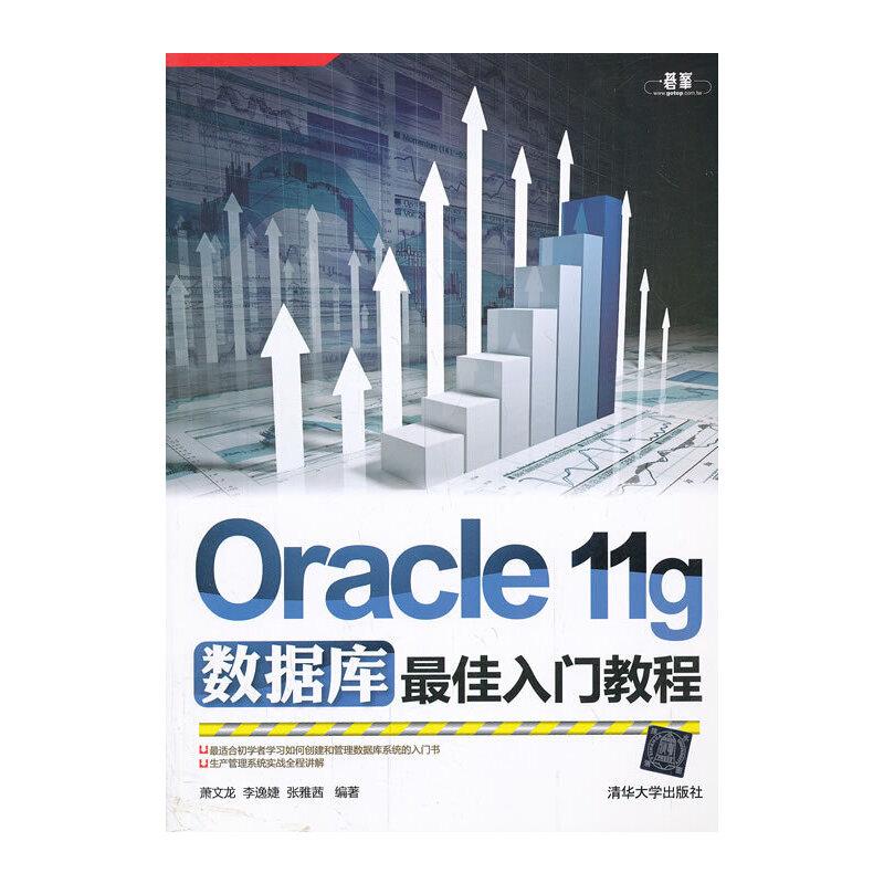 Oracle 11g数据库最佳入门教程 PDF下载
