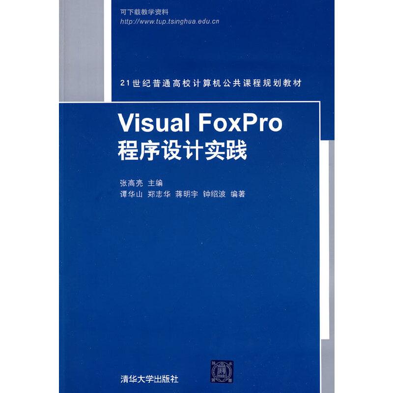 Visual FoxPro程序设计实践(21世纪普通高校计算机公共课程规划教材) PDF下载