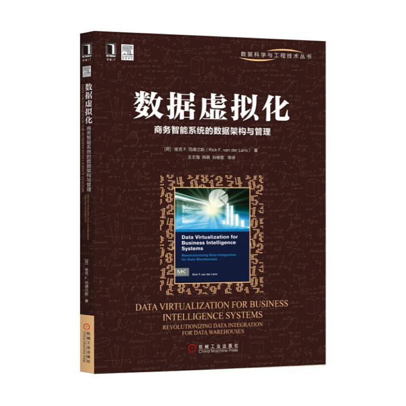 数据虚拟化:商务智能系统的数据架构与管理 PDF下载